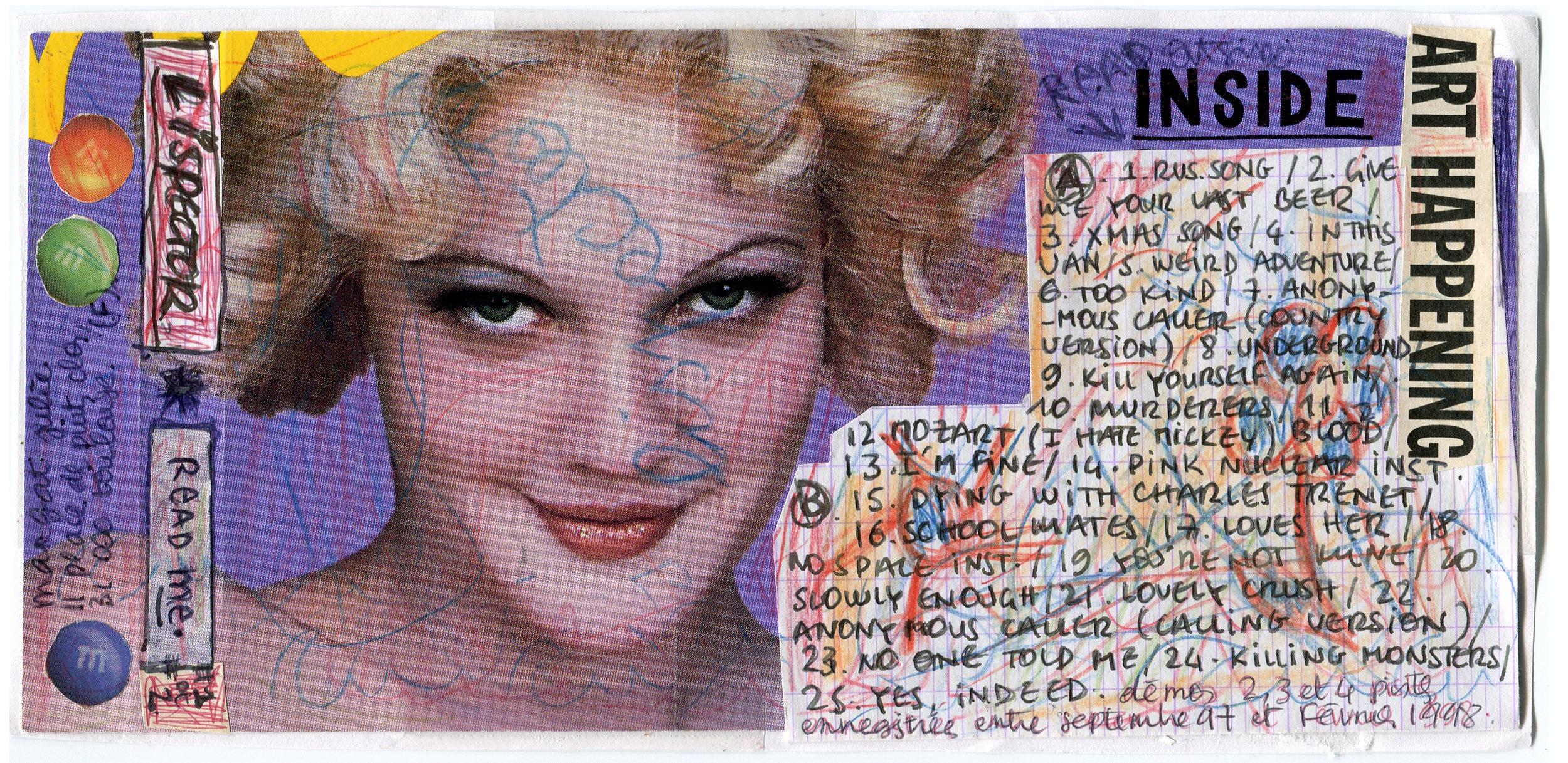 1998 - Lispector - Read Me Demos - Cover.jpg