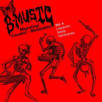 2008 - BMT004- Migrating, Caustic, Mutatable Tour EP  - Volume Four.jpg