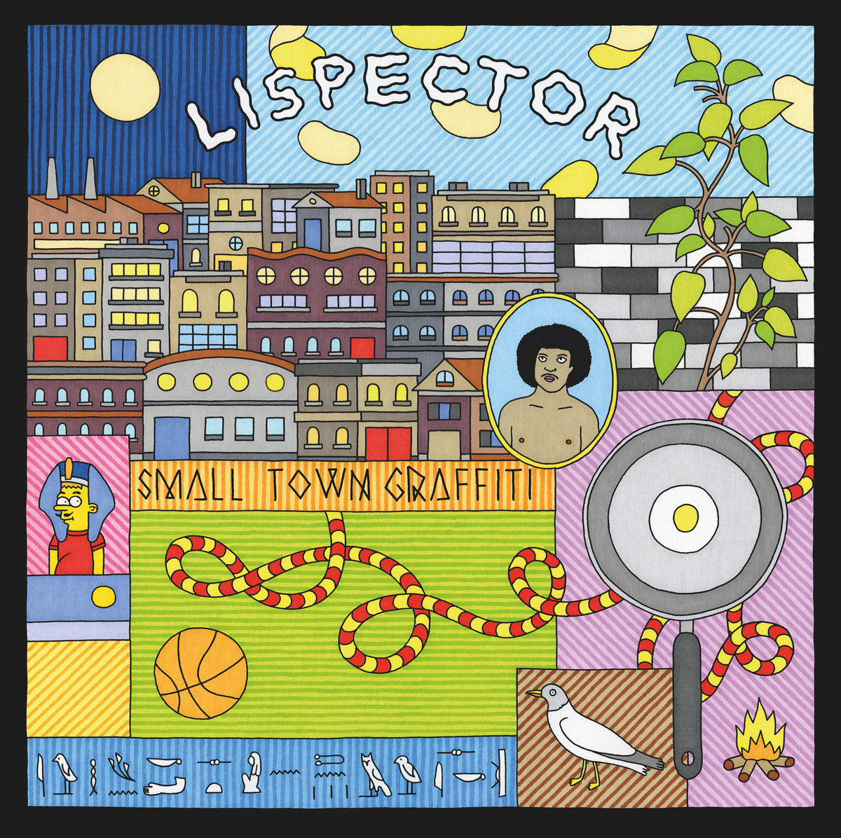 Lispector / Small Town Graffiti - Cover by Havec