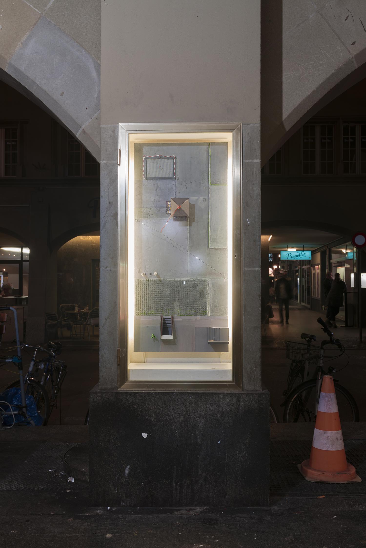 Ramona Köchli Substrat Bern Art Samuel Rauber Kunst Offspace