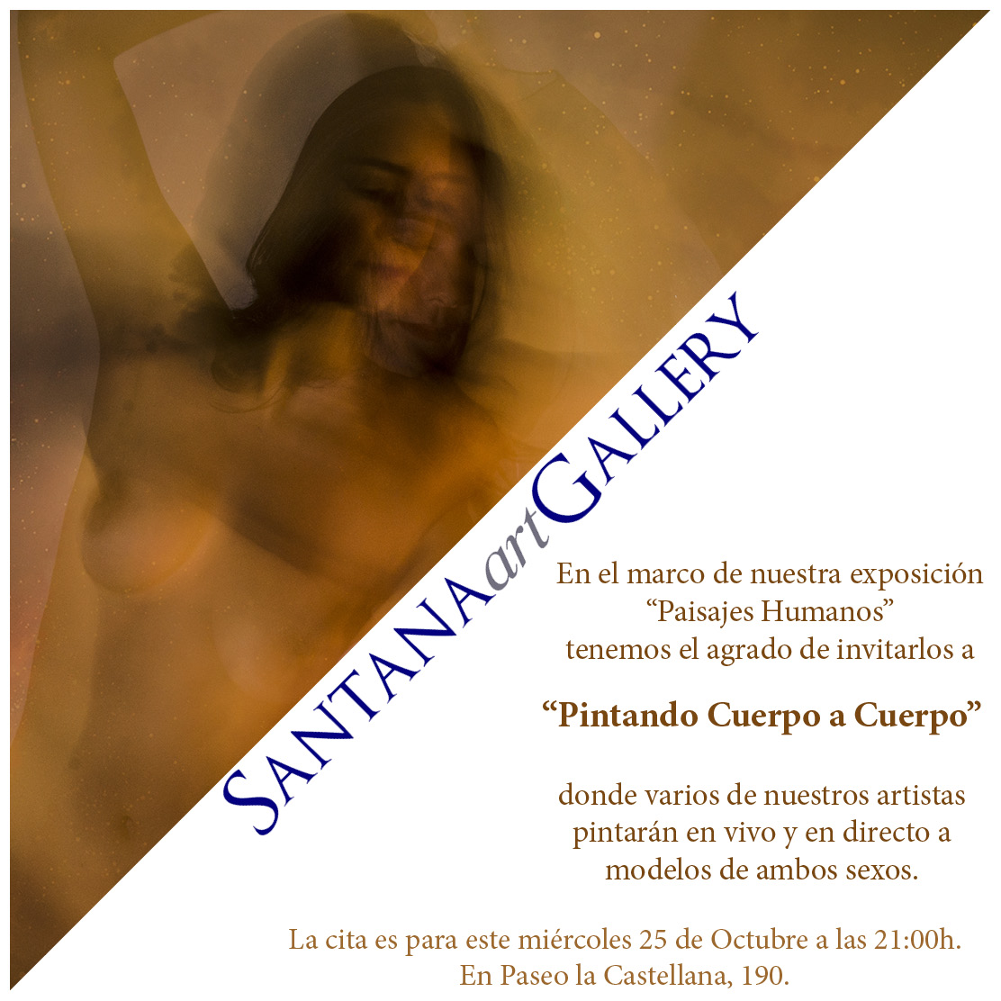 invitacion santana art gallery
