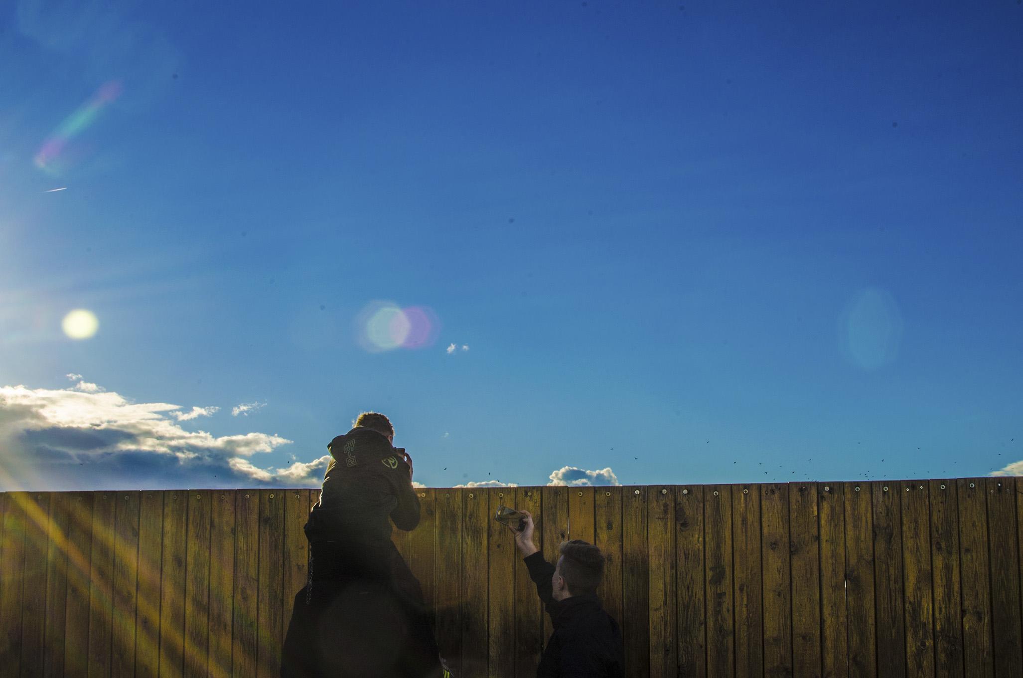 Por que se habla de una postfotografía? - Un Más allá de la fotografía -