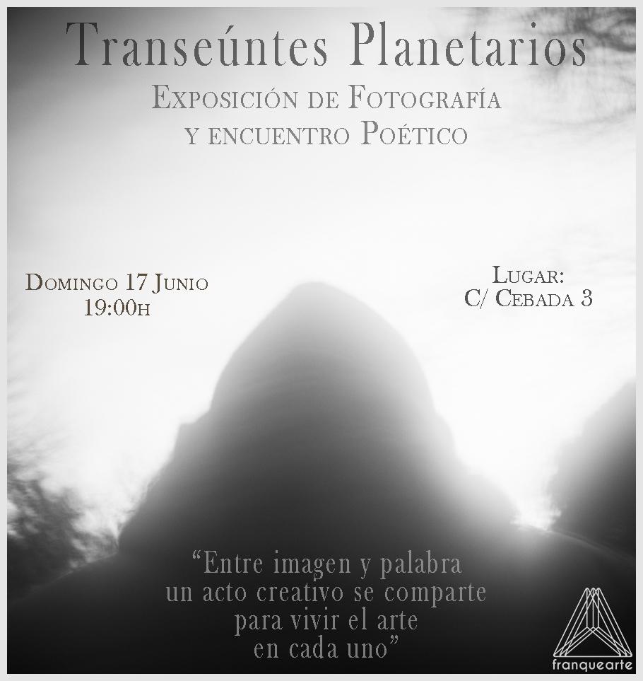 Exposición Abierta y Encuentro de Poesía 17 de Junio 2018
