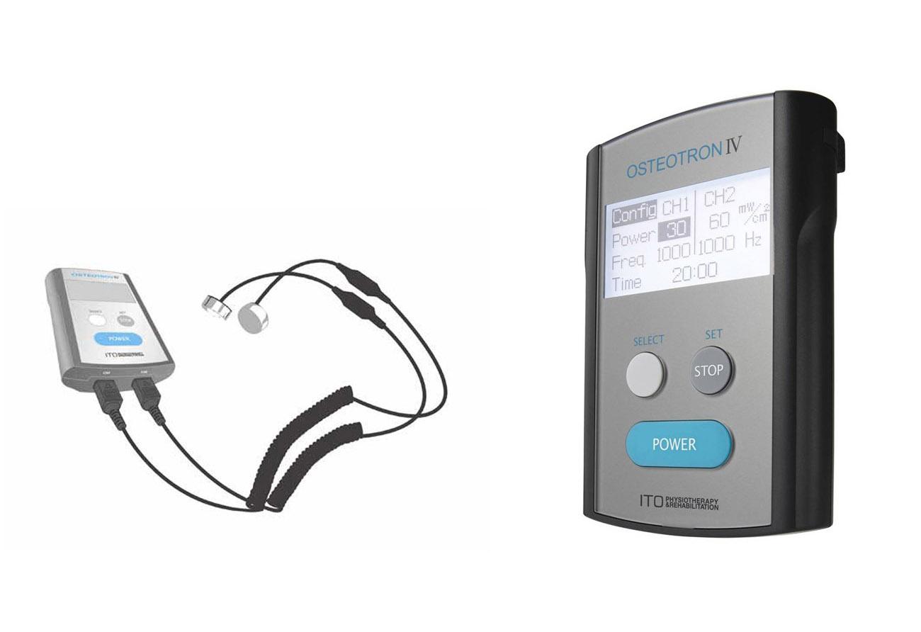OSTEOTRON   Ultrasuoni pulsati a bassa intensità   Noleggia subito