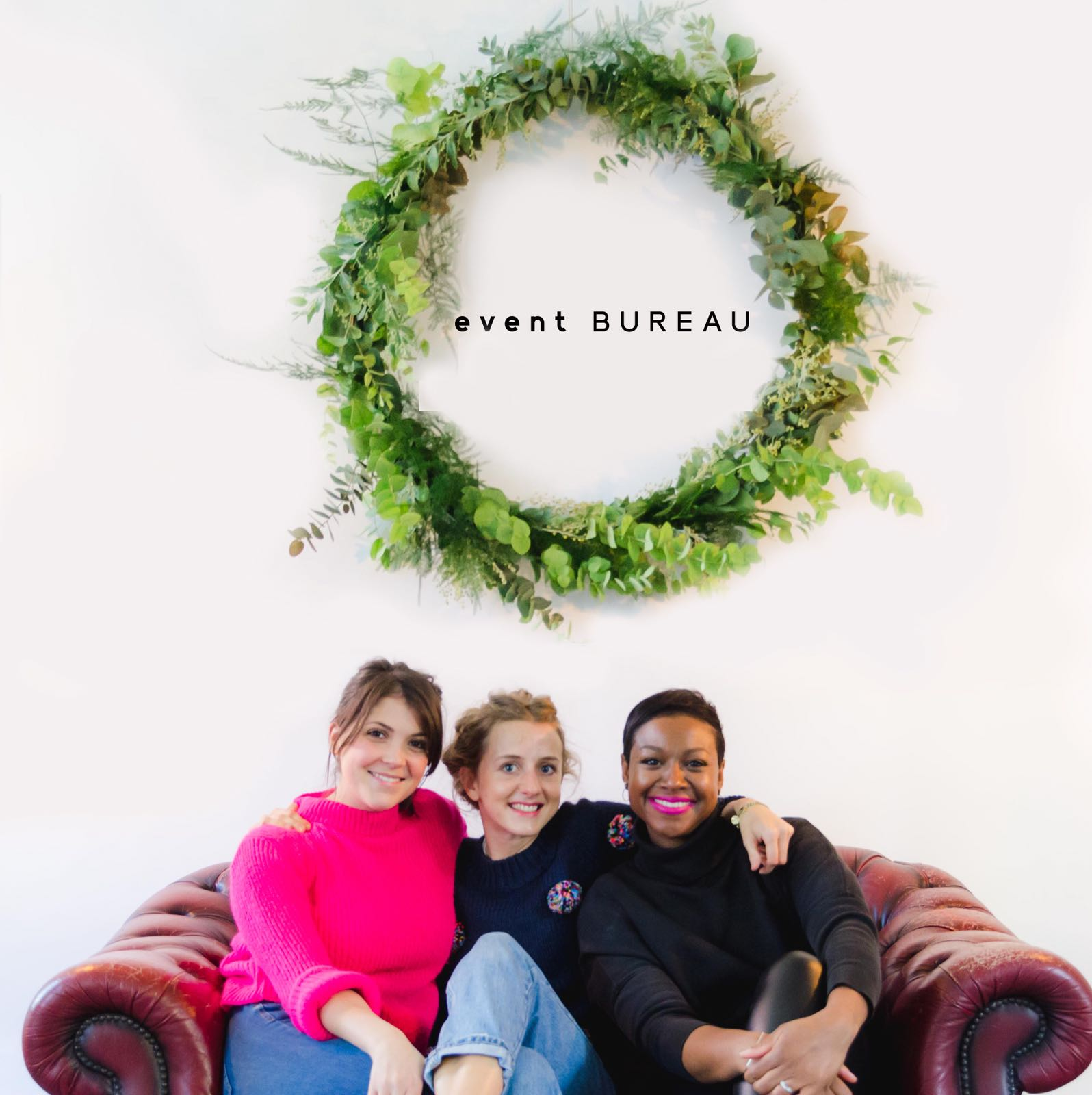 Hello! - Welcome to the Event Bureau Journal. Here we will share our inspiration, news and all that is between.For our first post we would like to introduce our team. Vanessa, Alice and Fiona. Between us we have experience in graphic design, 3D and CAD, floristry, calligraphy, photography, interior and exhibition design, as well as illustration and styling.Event Bureau was born after hosting a succession of our own events and realising there lacked a trustworthy, accessible and approachable design firm that was willing to help with as little, or as many, aspects of our celebrations as we needed. We seized our moment to offer a 'pick and mix' style service.Our long-standing friendship is at the core of everything we do. We hope you become a friend of ours too. Stay tuned on our social media and journal pages for the latest scoop and insights and to learn what we've recently been cooing over.