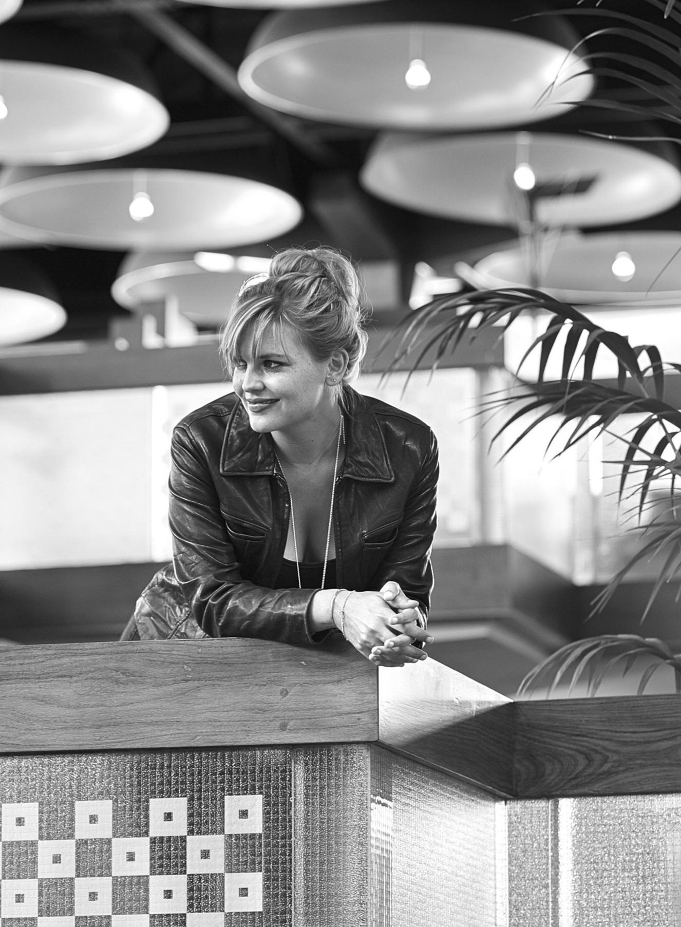 Galina Juritz at the Baxter