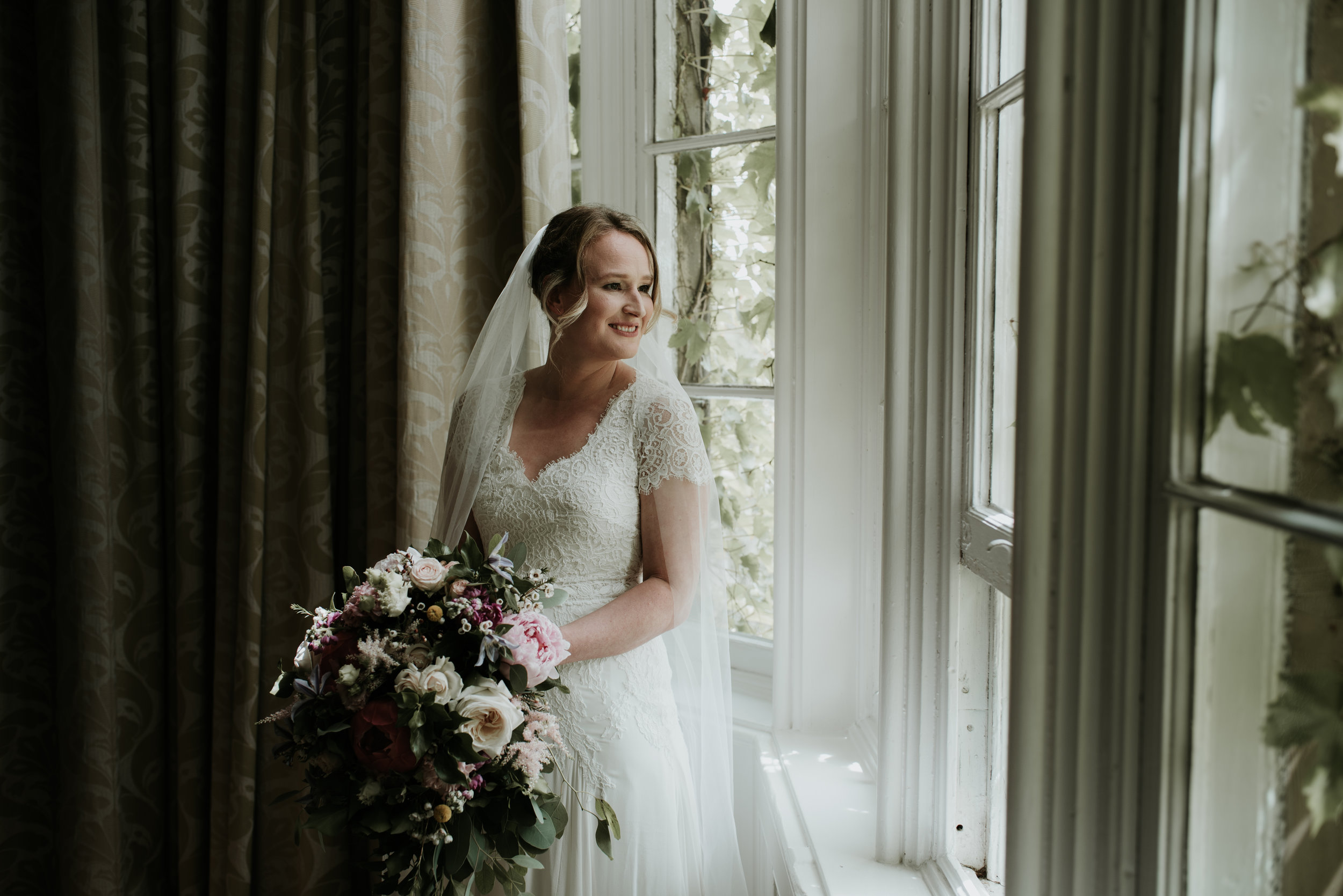 Matfen Hall Wedding Photography | Northumberland Wedding Photographer | Jamie Mac Photography