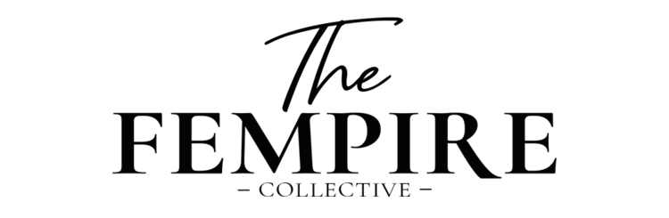 The Fempire Collective - Main Logo Black PNG.png