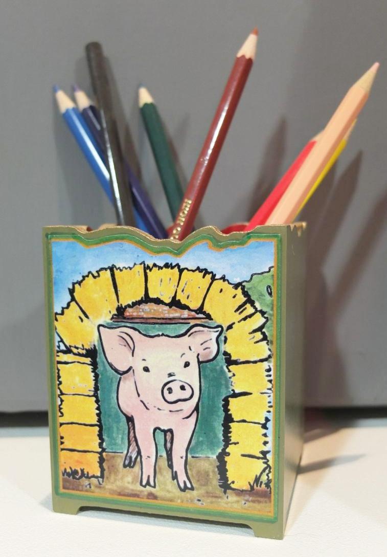 kate cochrane - website Little Pig Pencil box.jpg