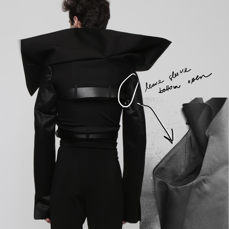 Sampling - Arturo Obegero CSM MA Fashion