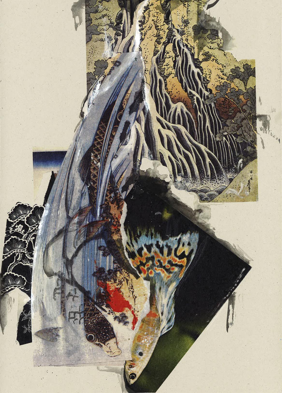 ukiyoe-fish-koi-waterfall-collage-Olivia Suguri.jpg