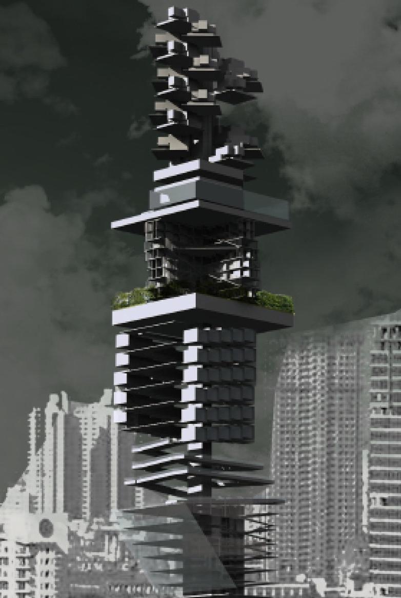 MU - YORK SKYSCRAPER   Urban Design