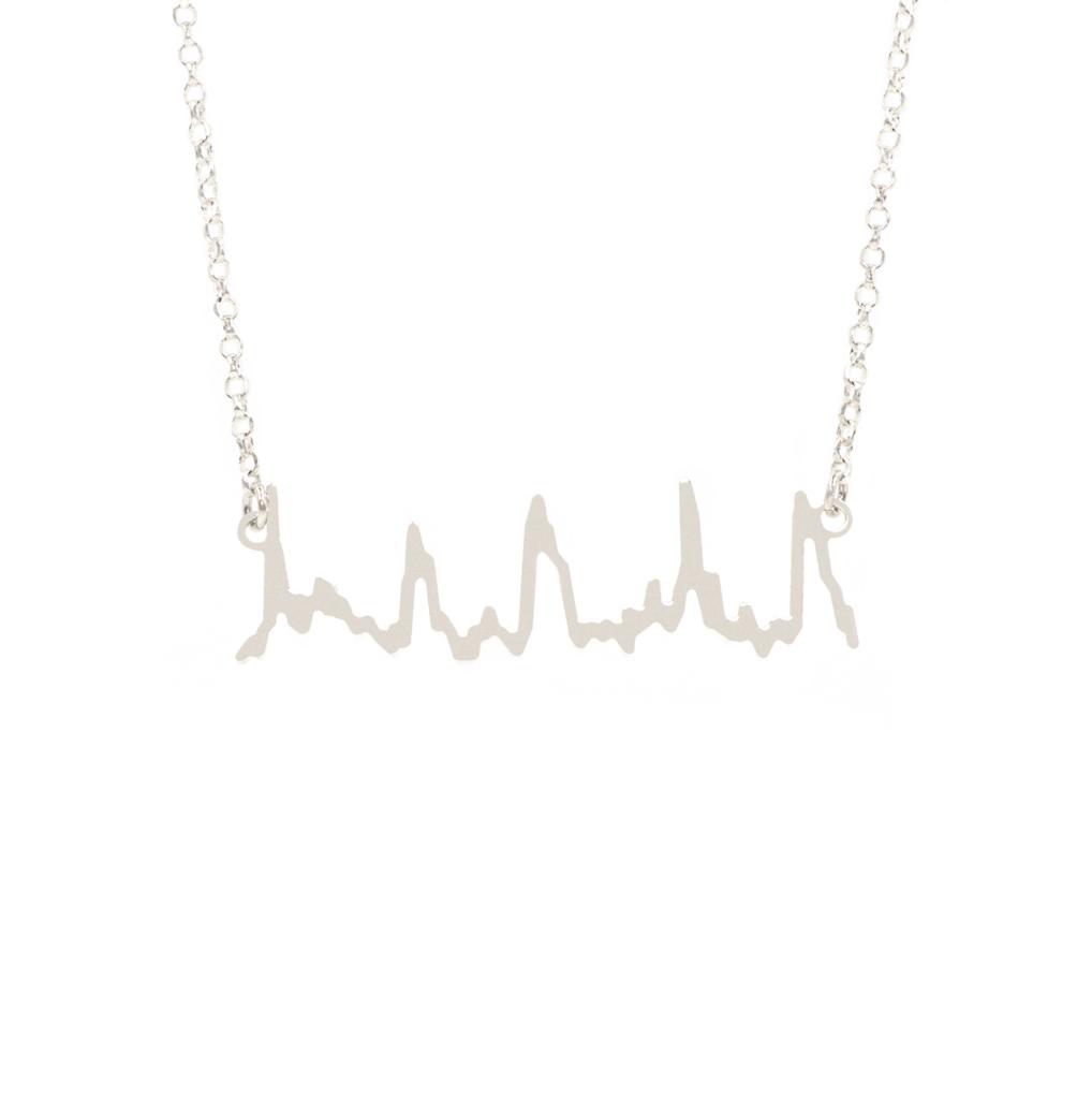 Original Heartbeat Necklace    $79.00