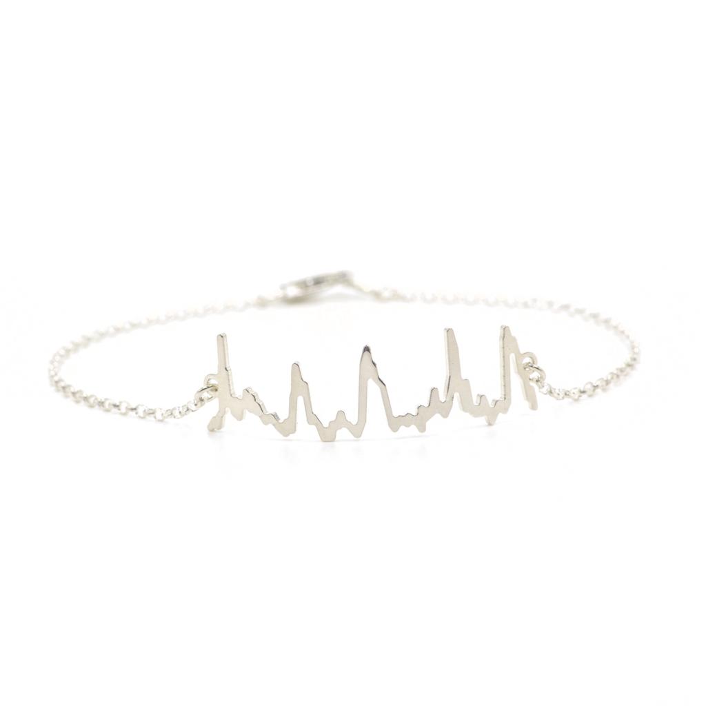 Original Heartbeat Bracelet    $79.00