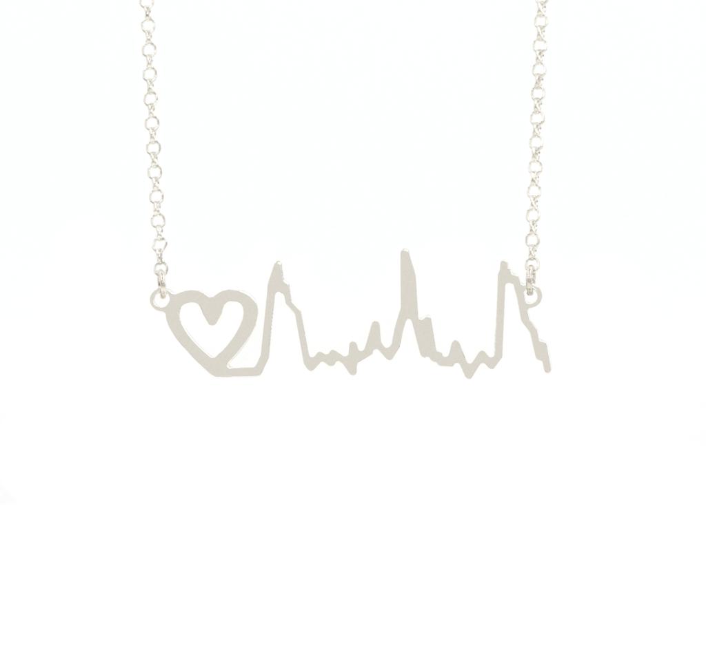 Original Cherished Heart Necklace    $79.00