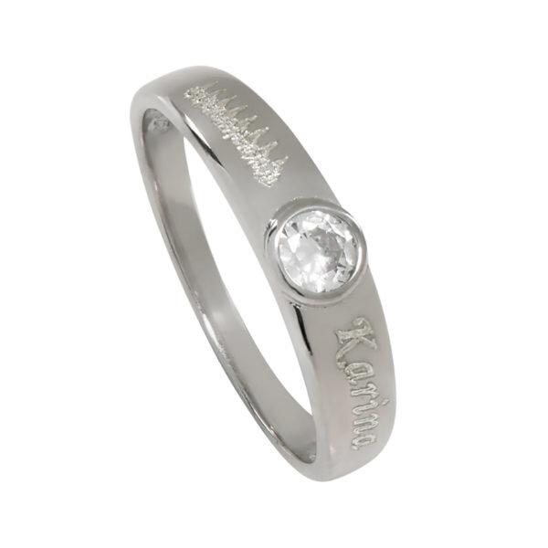Heartbeat Gemstone Ring    $99.00