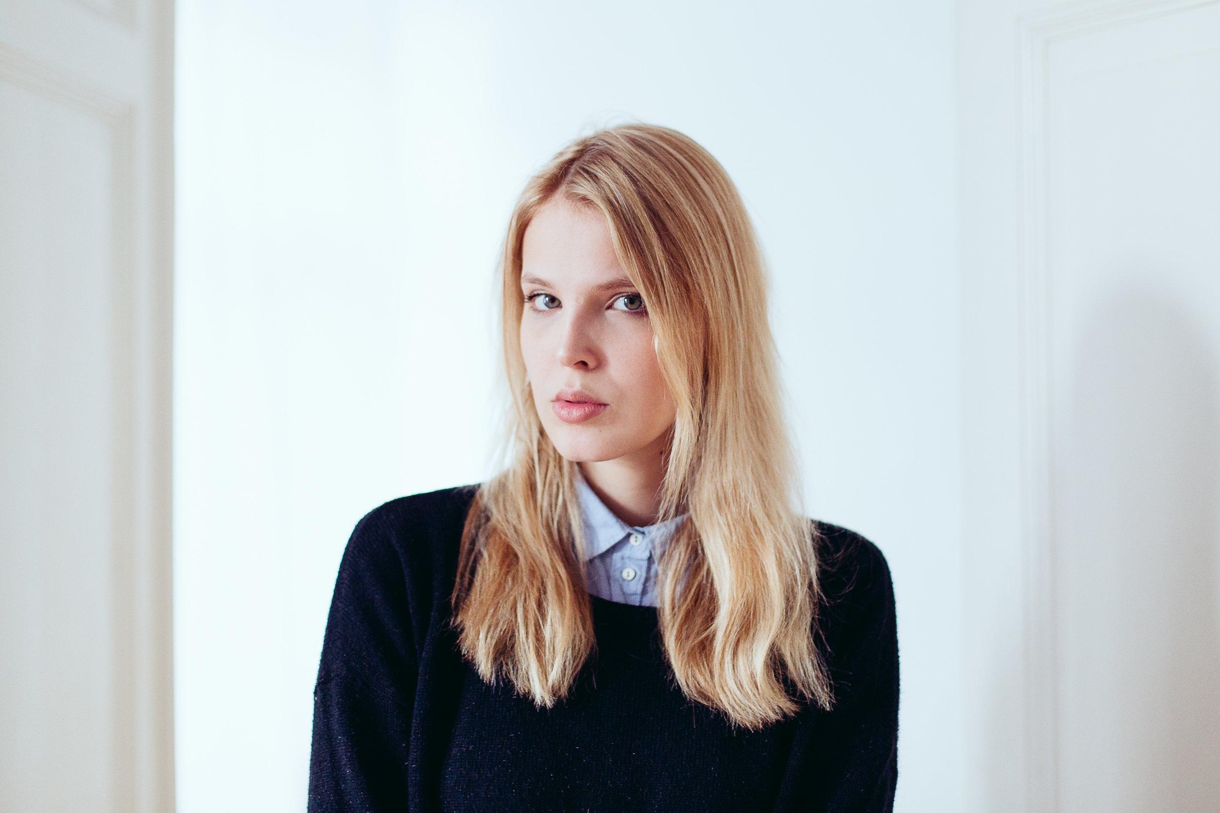 Michelle Kaatz, model