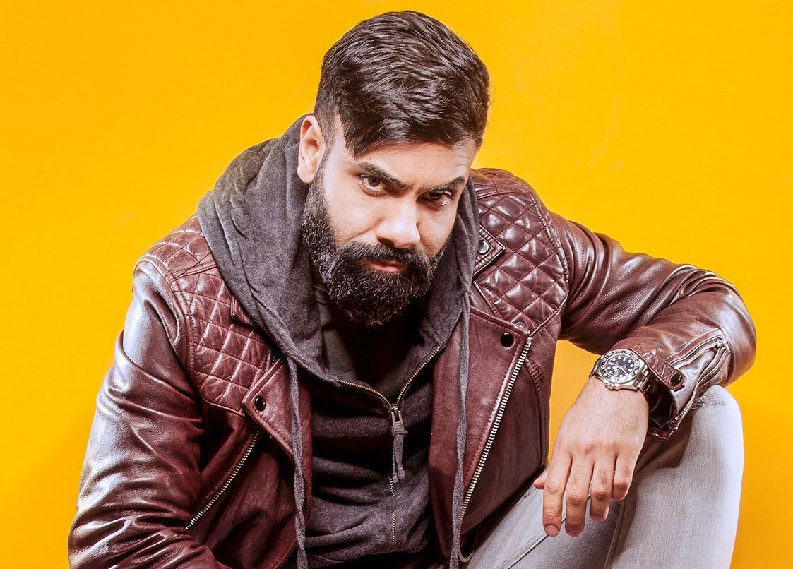 Paul Chowdhry at Portsmouth Guildhall