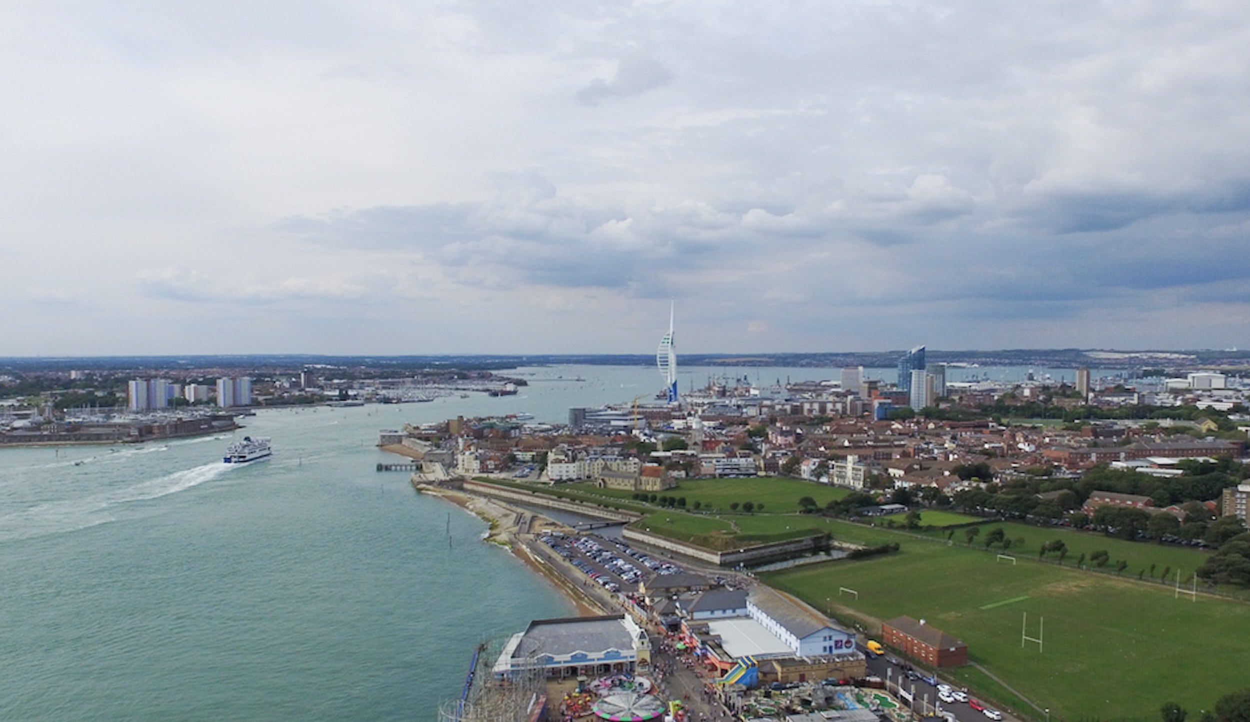 Spinnaker Tower added to UK rough guide of most accessible attractions
