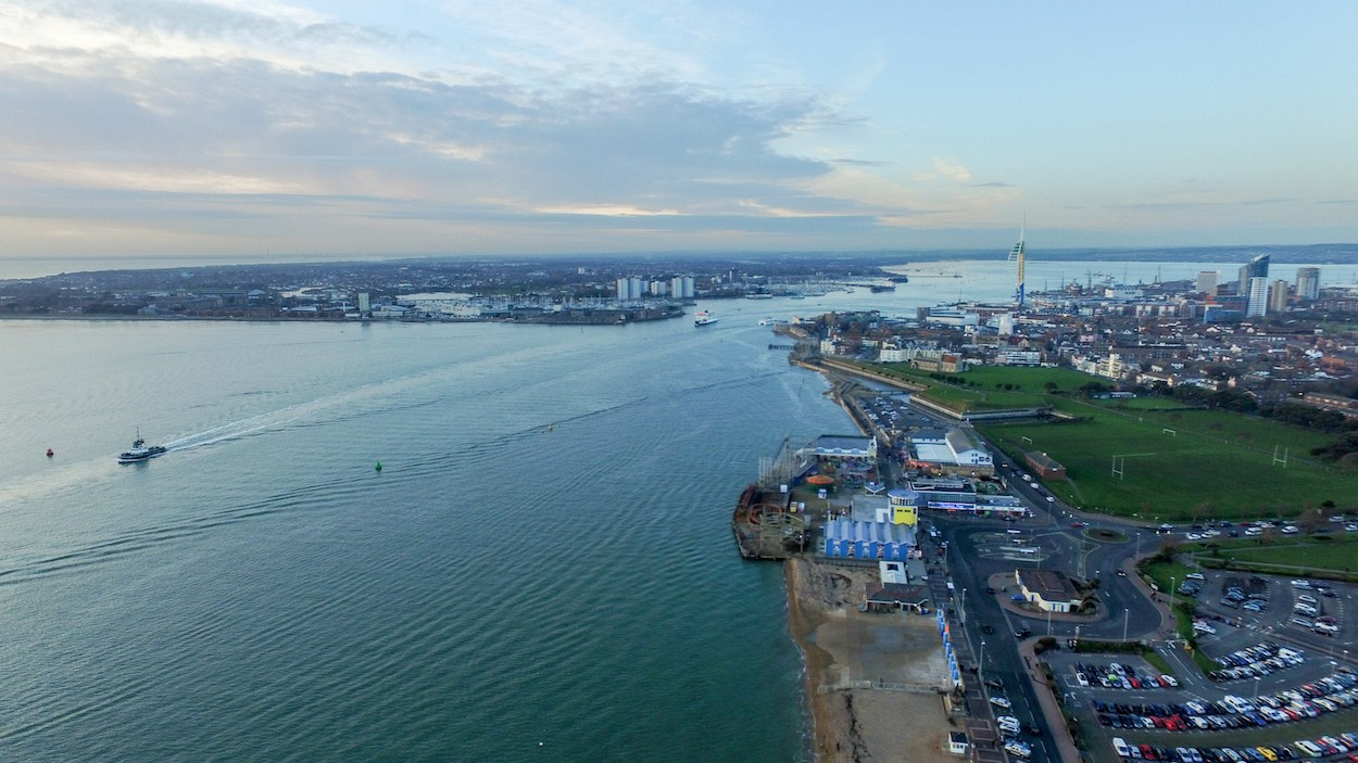 What will Portsmouth and Southsea look like in 20 years' time