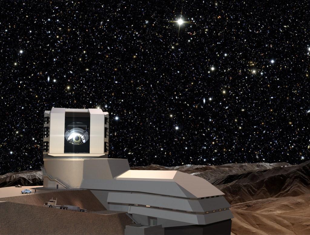 University of Portsmouth support groundbreaking telescope