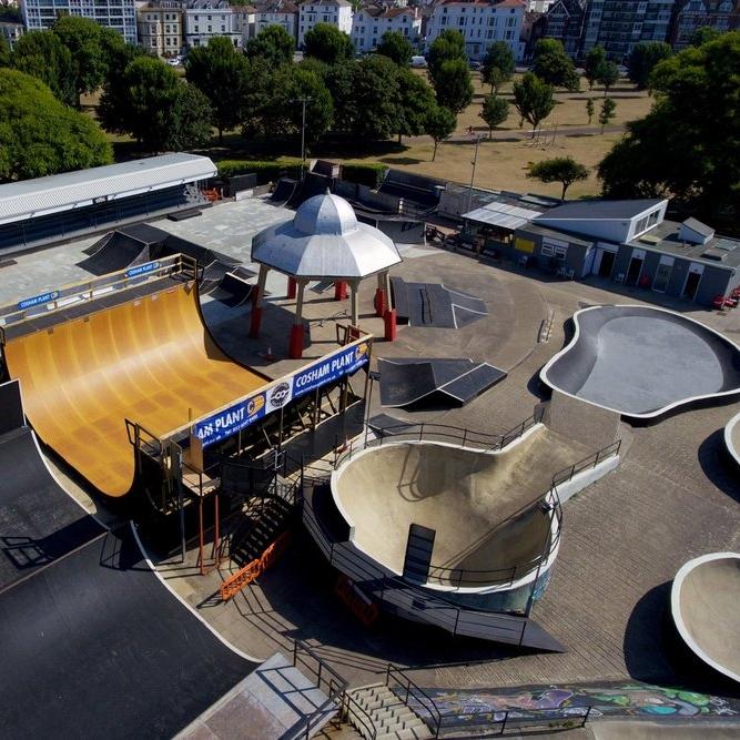Southsea skatepark -