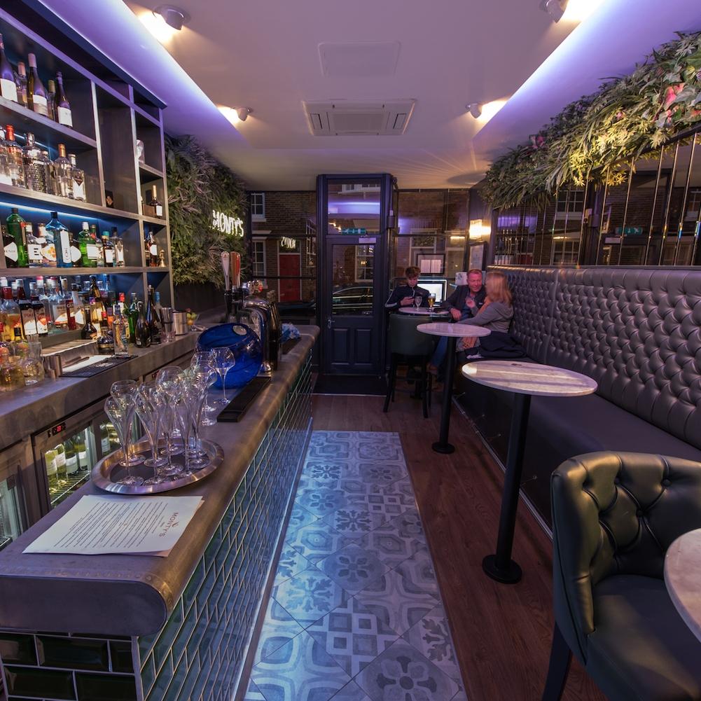 Monty's restaurant & wine bar -