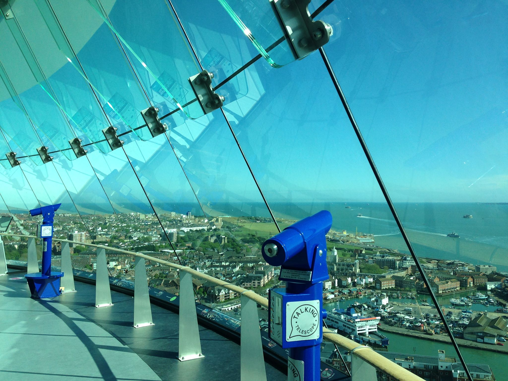 spinnaker tower -
