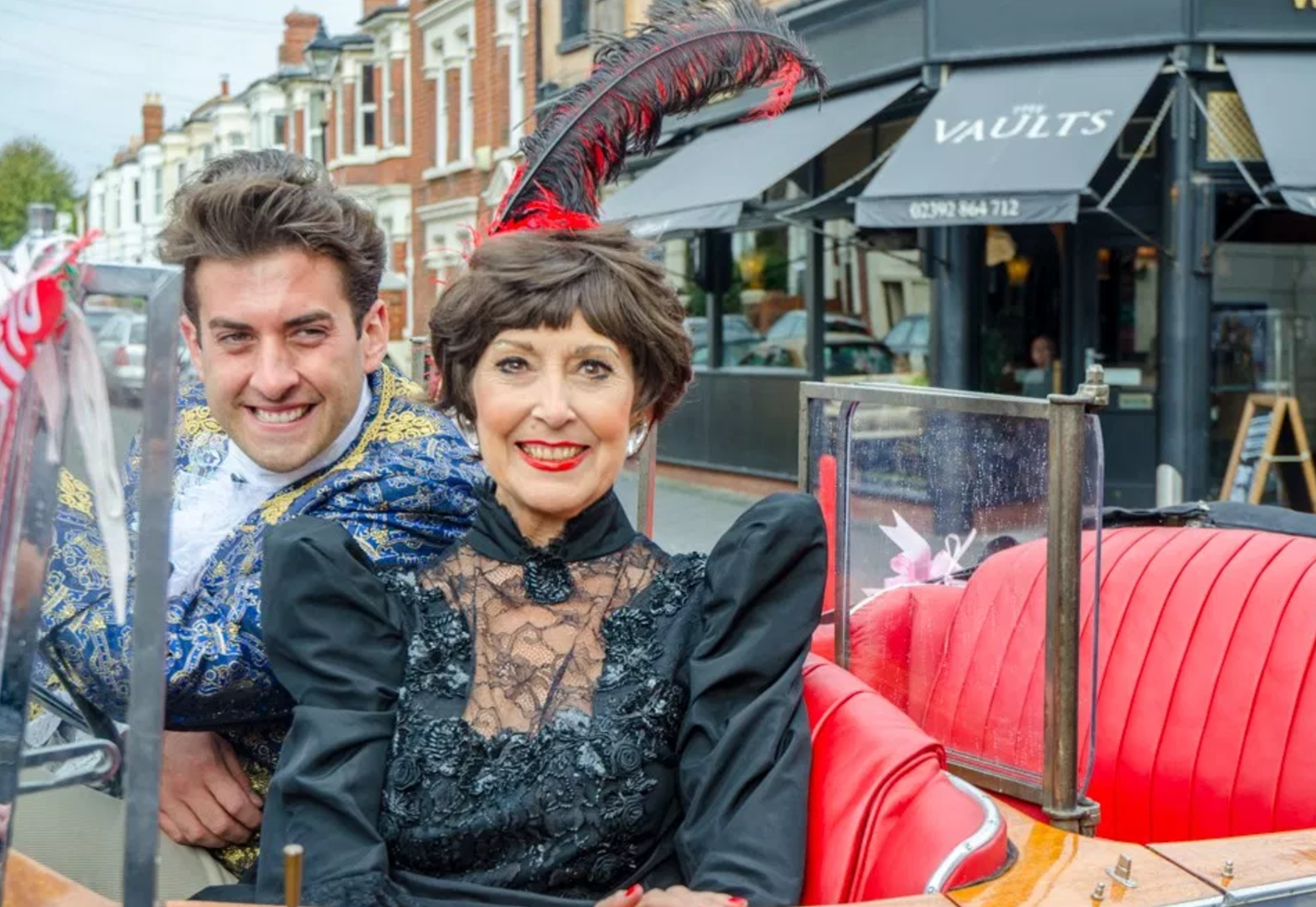 Portsmouth's Kings Theatre welcomes star-studded panto line-up