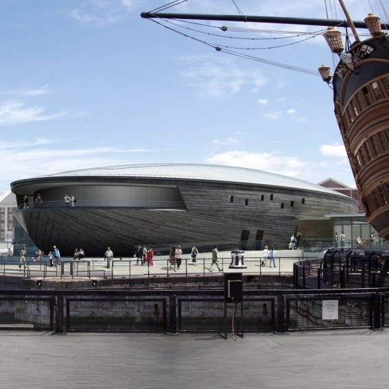 the mary rose museum -