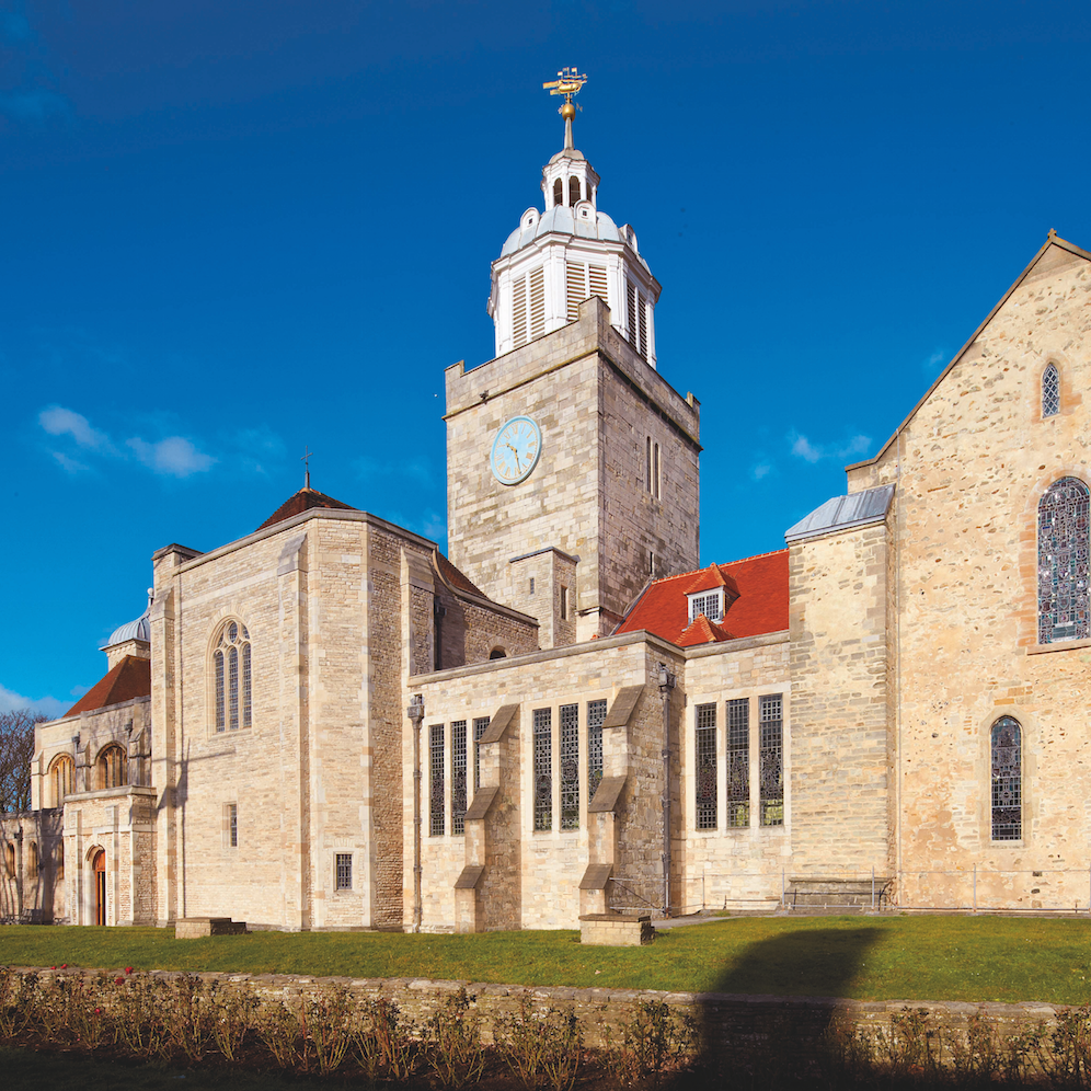 Portsmouth cathedral  -