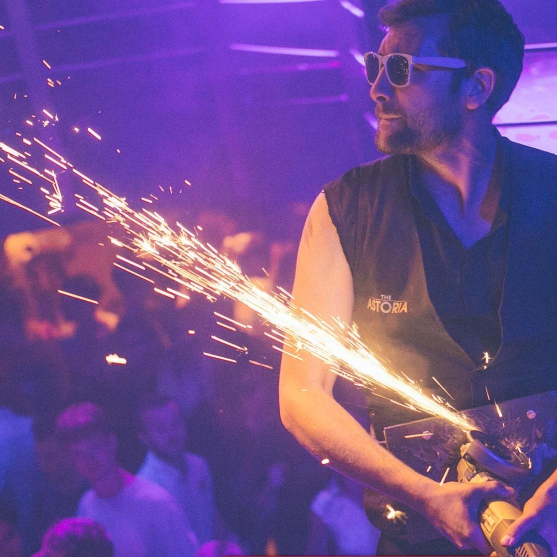 the astoria nightclub -