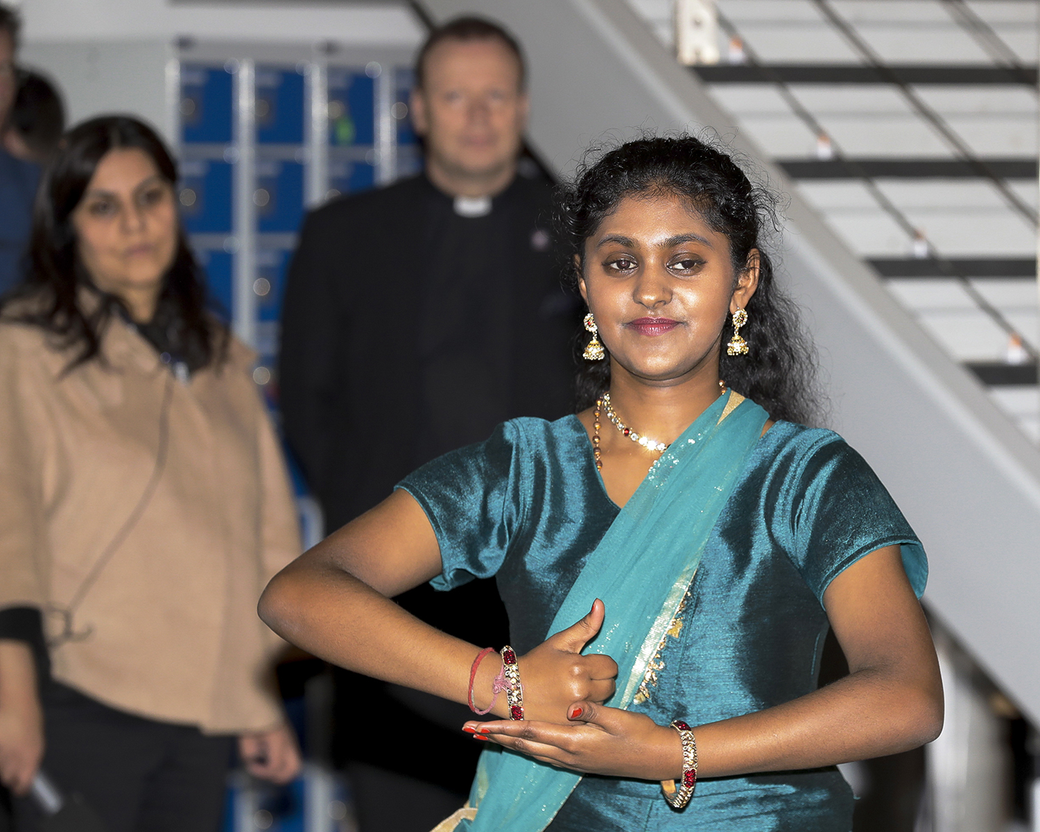 Portsmouth Naval Command Headquarters hosts Diwali for Armed Forces Hindu Network
