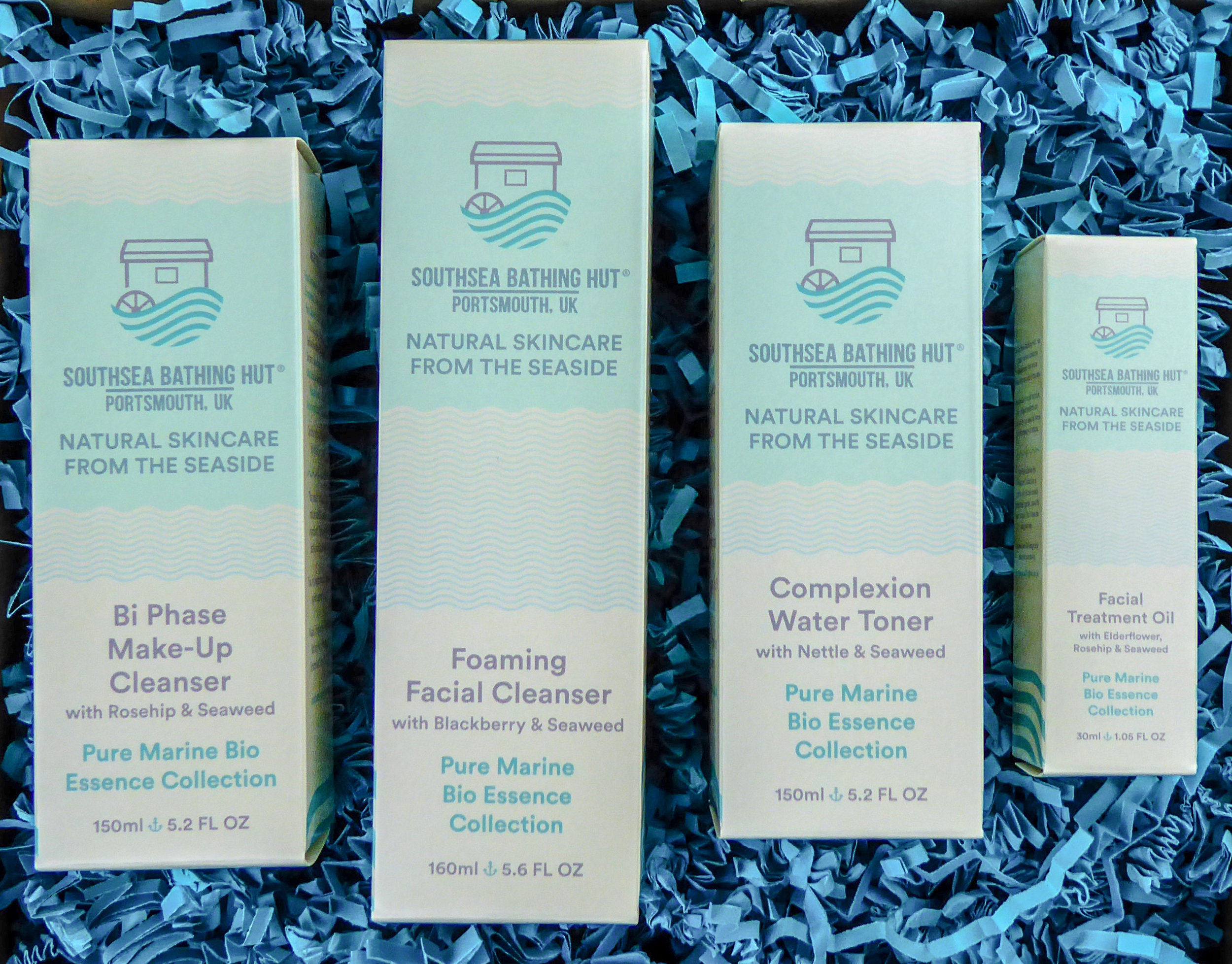 Southsea Bathing Hut launch new organic product range