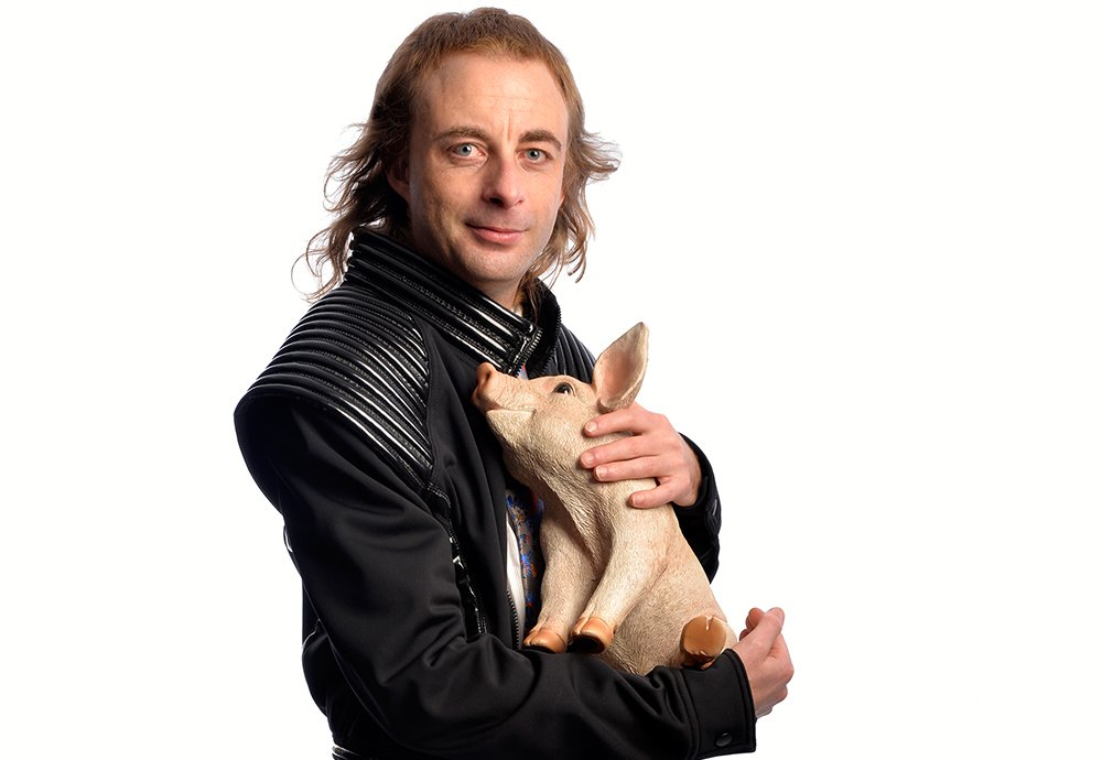 Paul Foot: 'Tis A Pity She's A Piglet