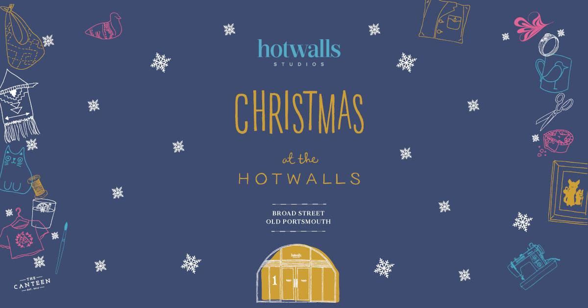 Hotwalls Studios Christmas Tree Lighting