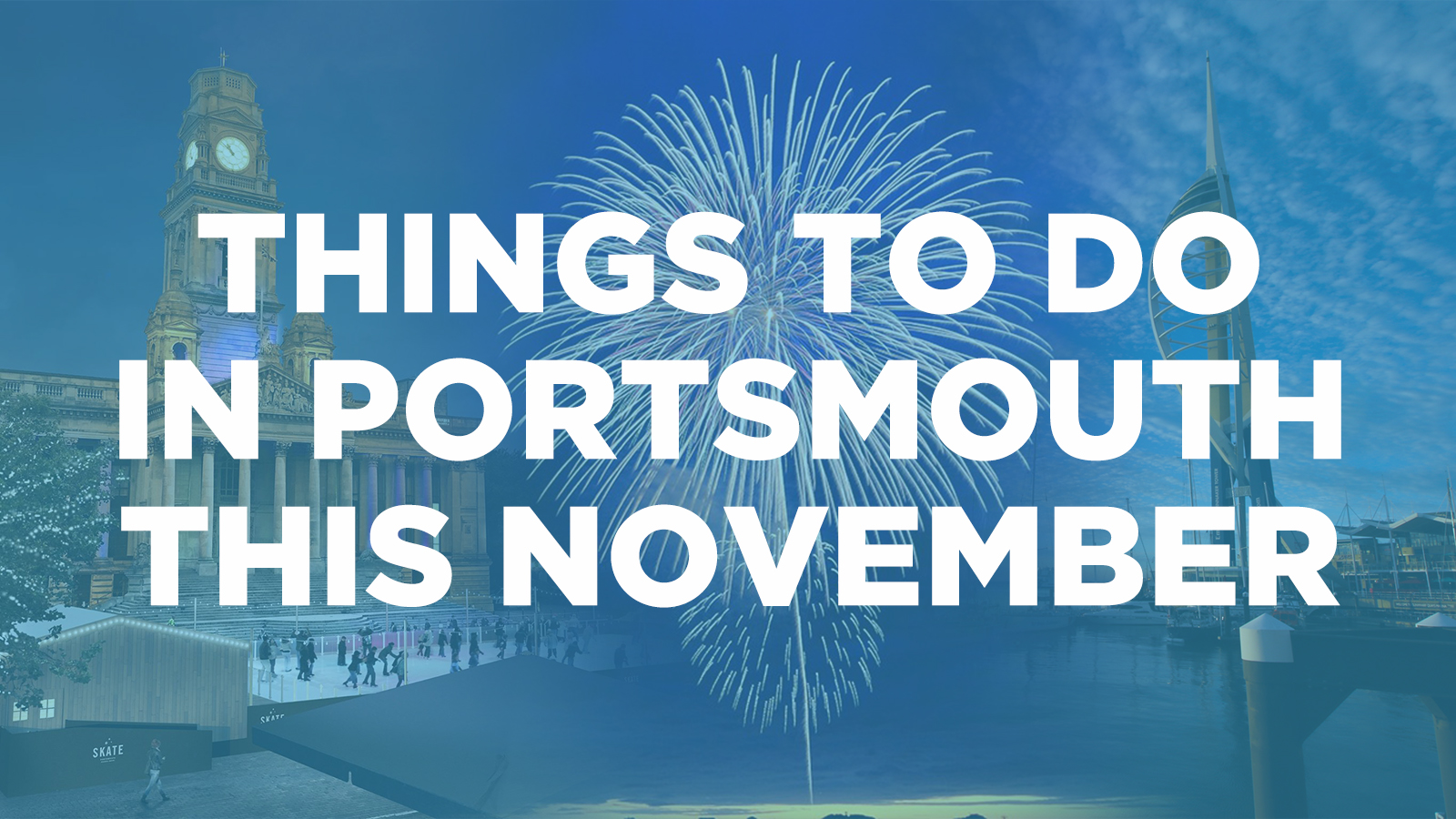 Things to din Portsmouth this November