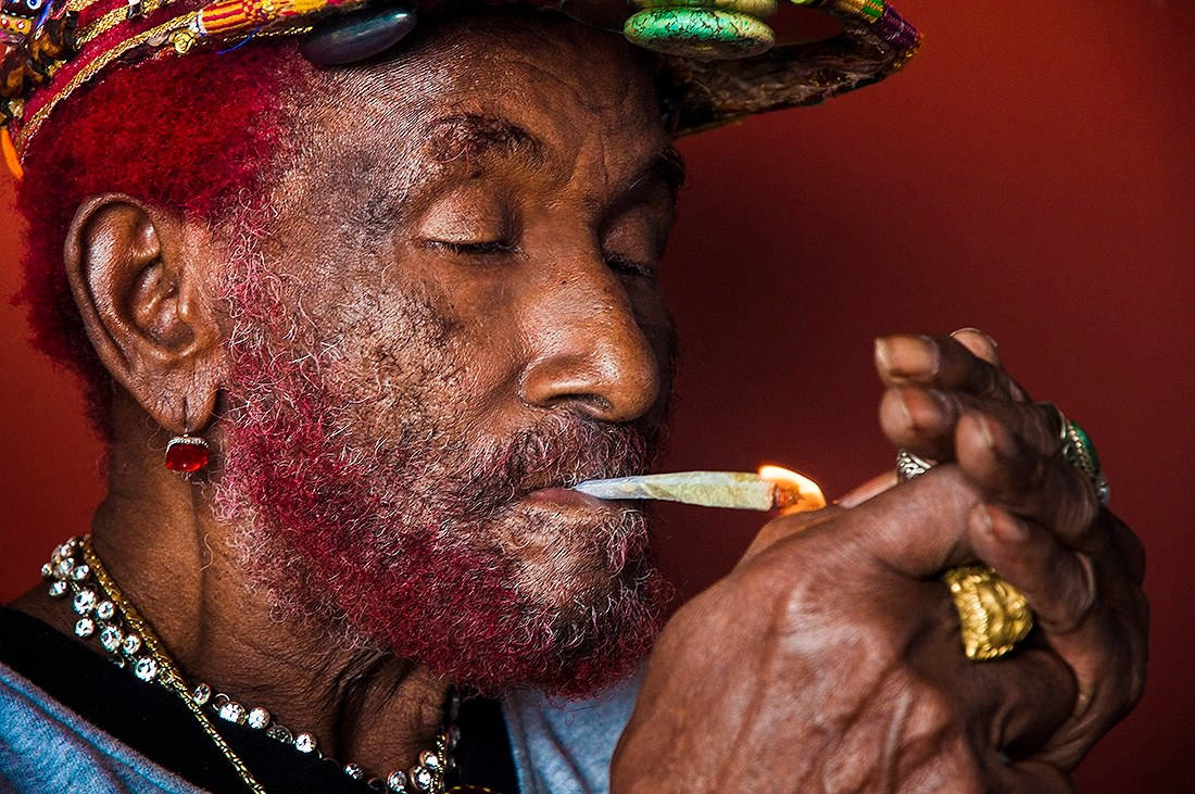 Lee Scratch Perry at The Wedgewood Rooms Portsmouth