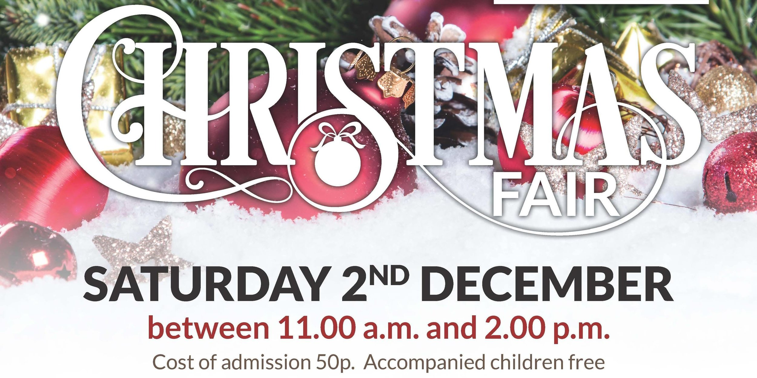 Christmas Fair at Portsmouth Cathedral