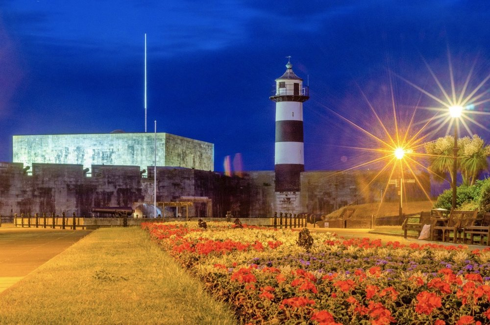 Work starts on new Southsea Castle water feature