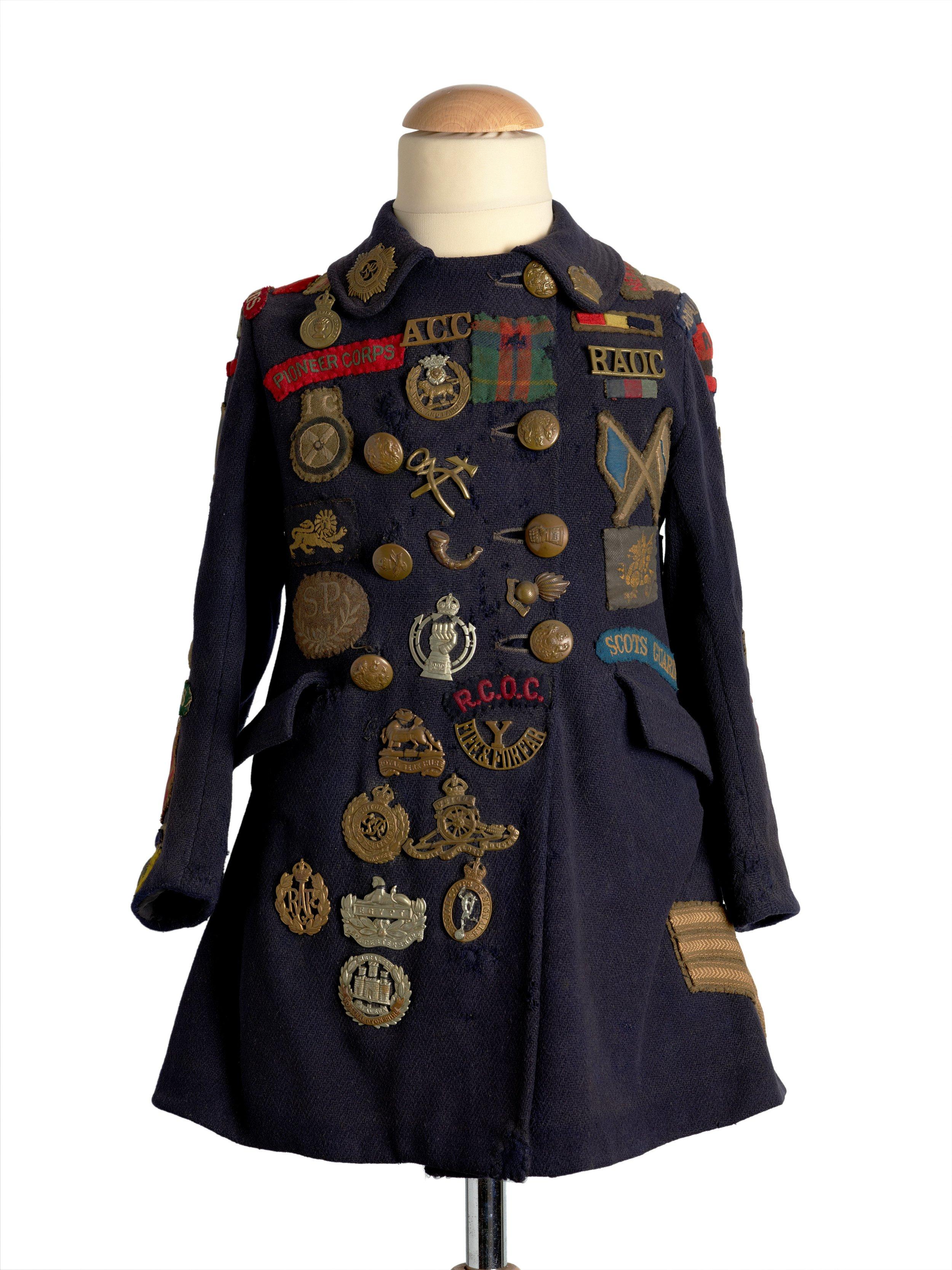 Betty Whites coat