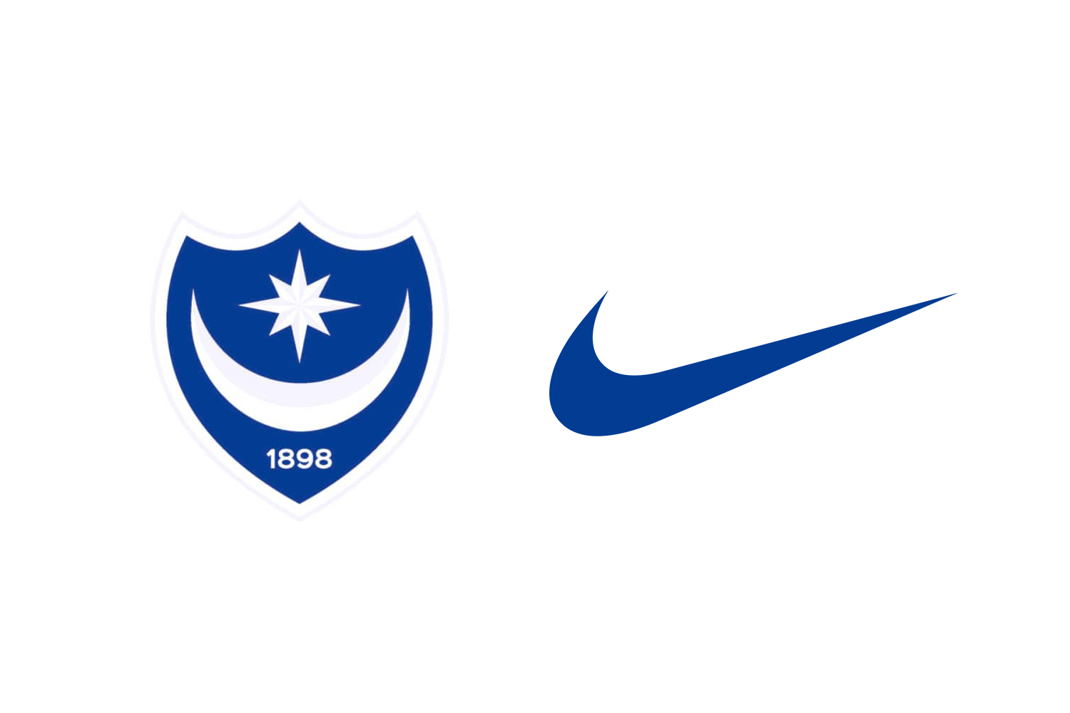 Nike becomes Pompey's kit supplier.jpg