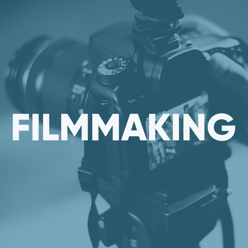 filmmaking services for businesses and events