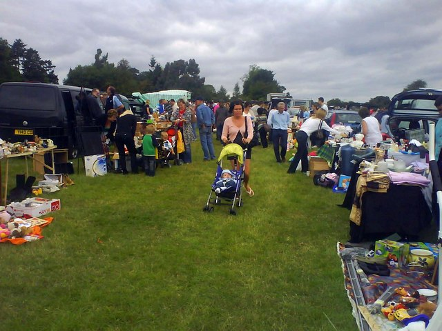 Portsmouth and Southsea Car Boot Sale