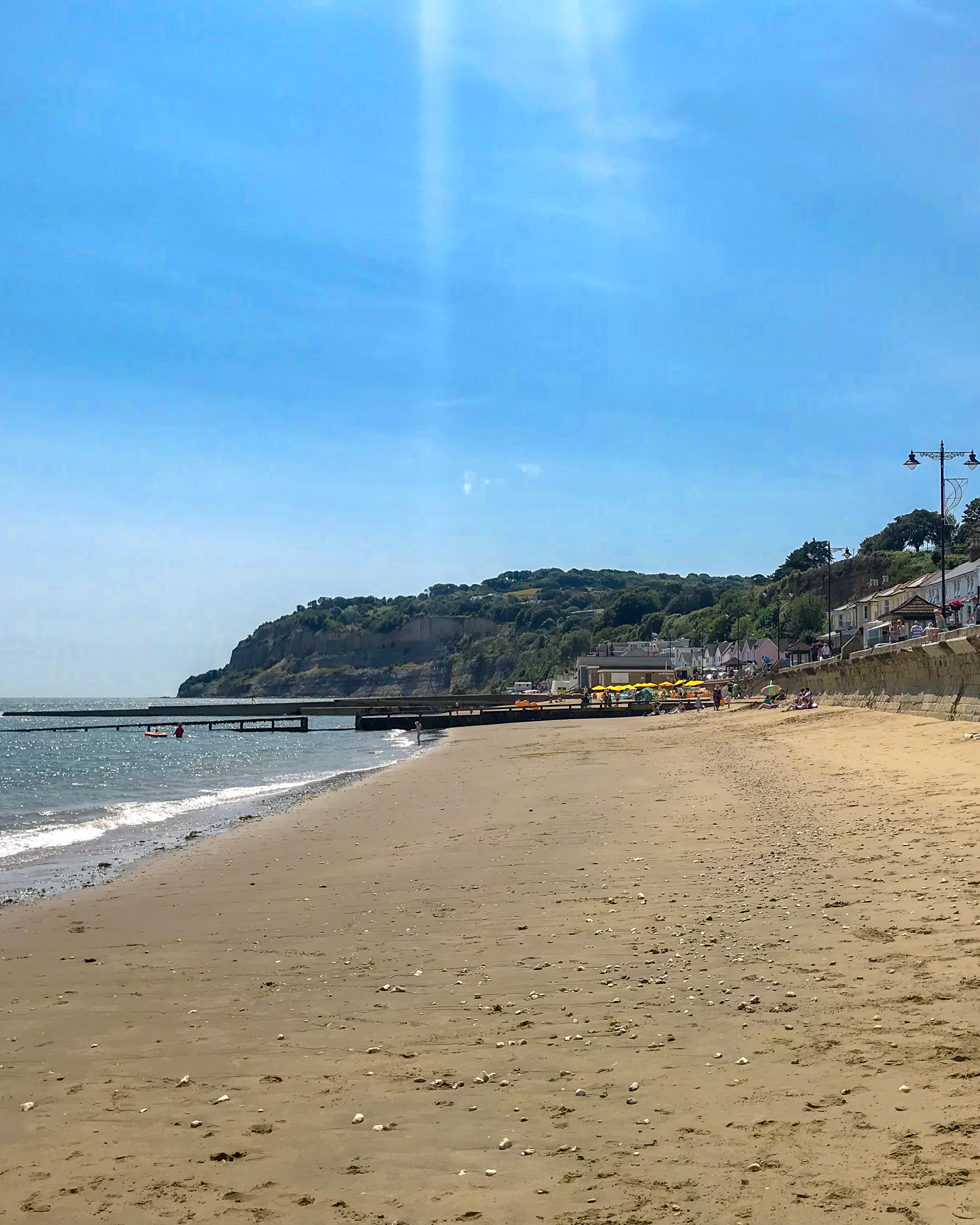 Shanklin Beach Isle of Wight