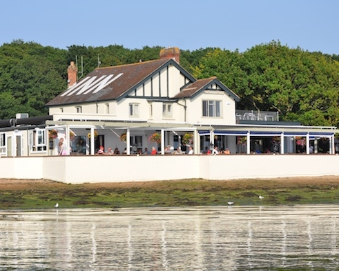 Folly Inn, Whippingham. Credit Cowes Harbour Commission