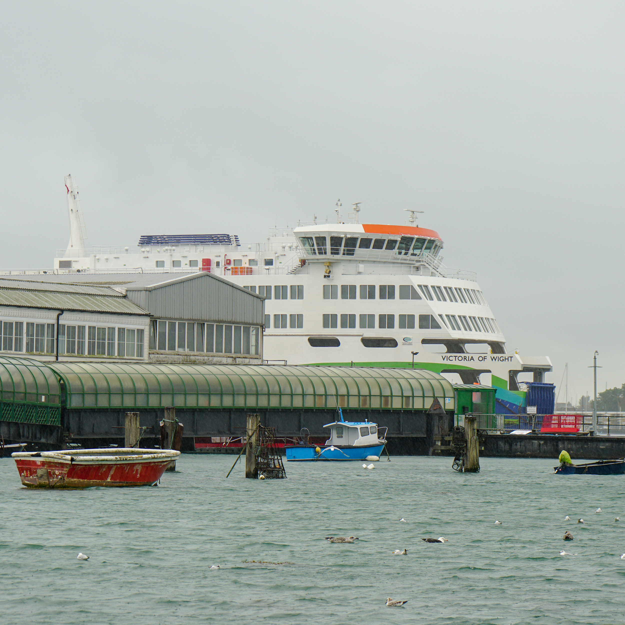 victoria of wight in portsmouth