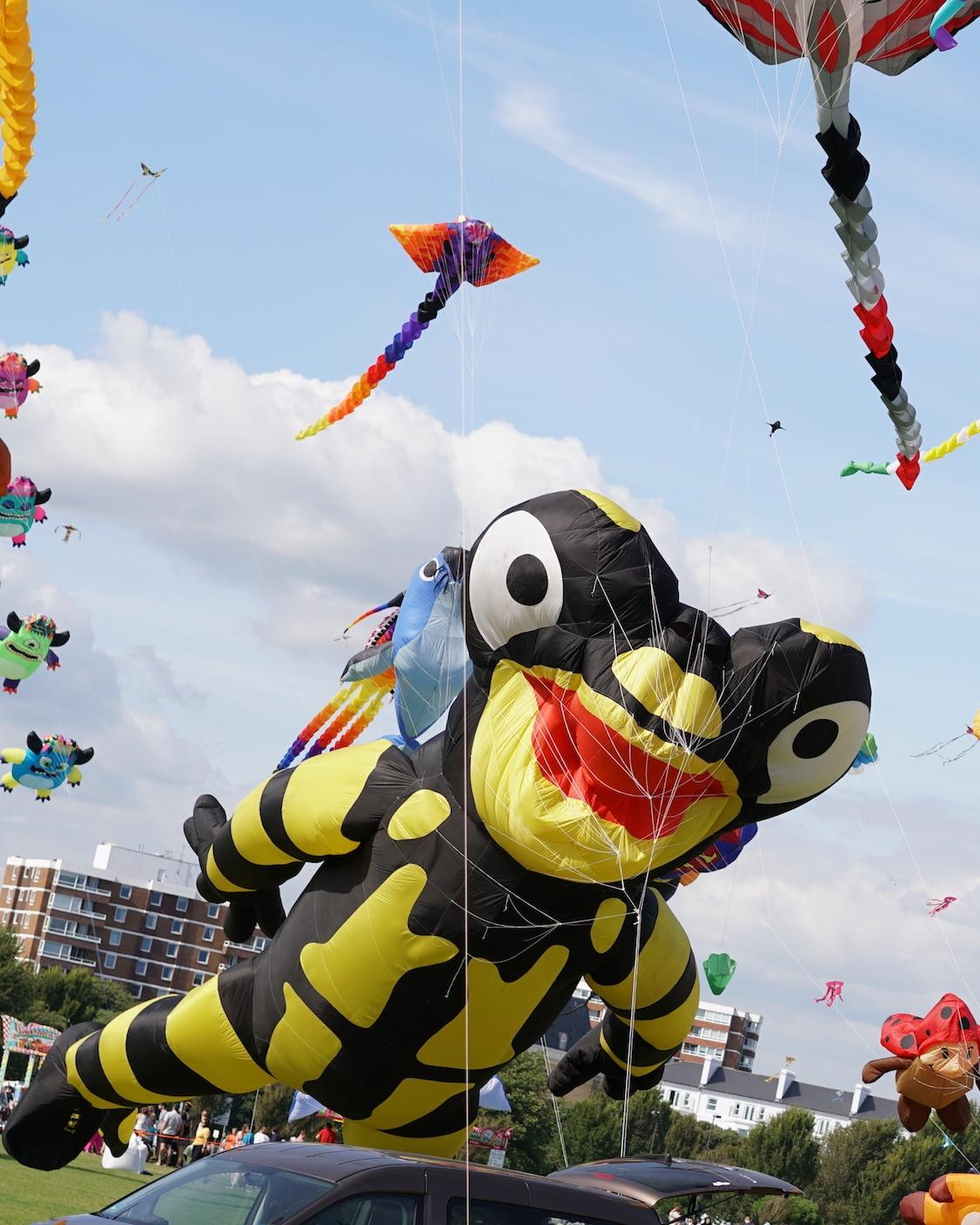 Portsmouth International Kite Festival 2018