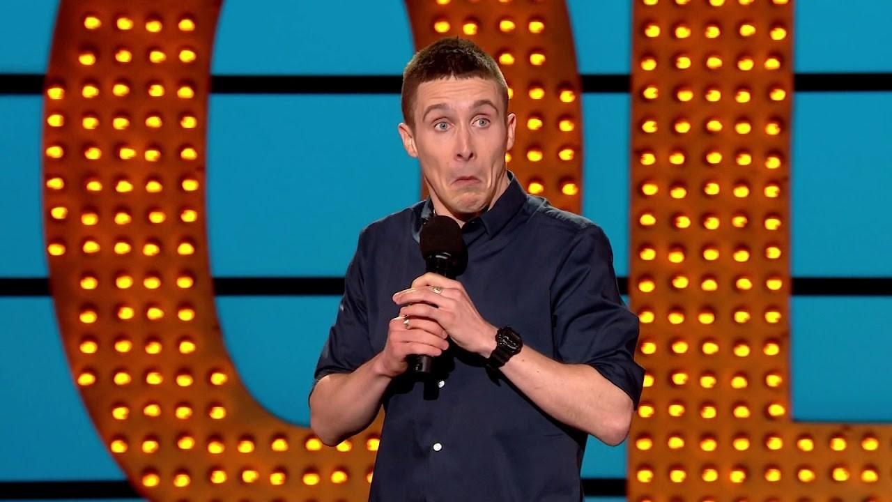Comedy Club Larry Dean