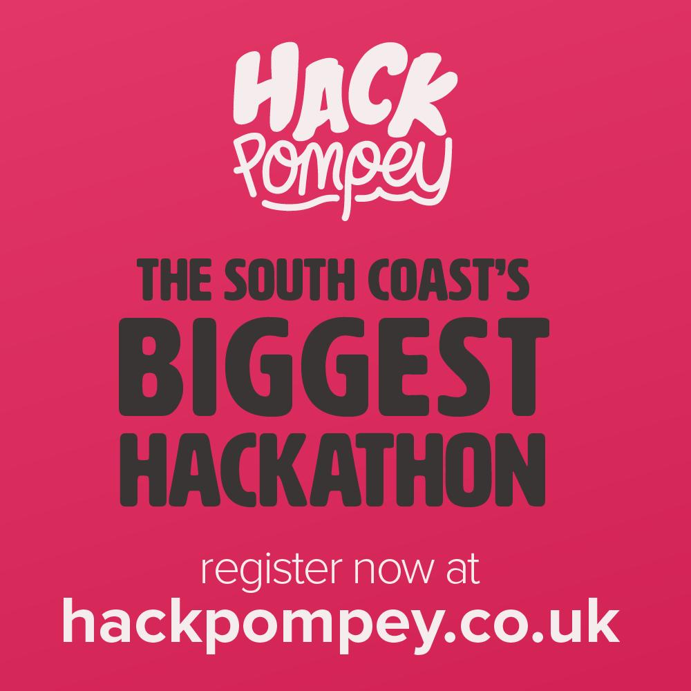 Hack Pompey Event-Portmsouth